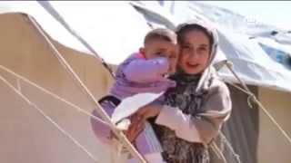 #أنا_أرى .. طفلة سورية تشكر مهرجان بريدة للتمور