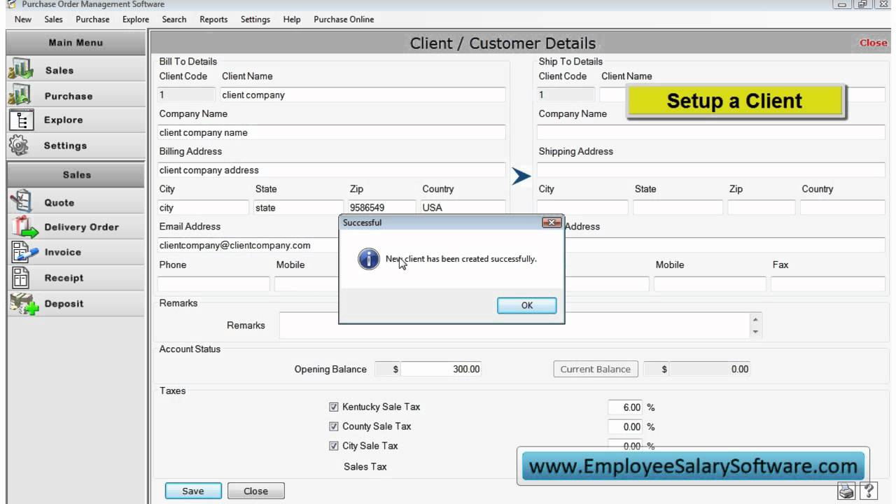 purchase order software how to issue po template manage inventory