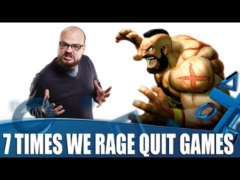 7 Times We Rage Quit Games (And Did Really Stupid Things Afterwards)