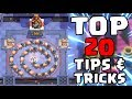 Top 20 Tips & Tricks in Clash Royale | Ultimate Clash Royale Pro Guide #2