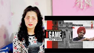 GAME (Full Video) Shooter Kahlon | Sidhu Moose Wala | Hunny PK Films | Gold Media | Reaction