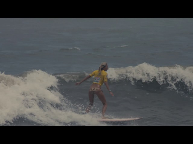 Day 3 Surf Highlights at the Indian Open of Surfing