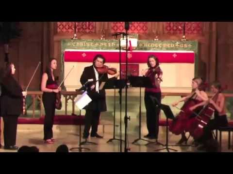 Johannes Brahms. Sextet no.1 op. 18 II. Allegretto ma moderato