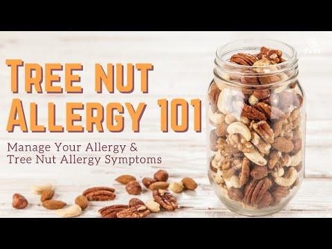 Food Allergy 101: Prevent Tree Nut Allergies | Tree Nut Allergy Symptom