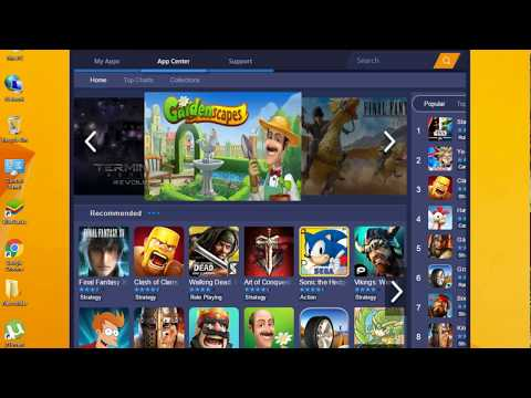 bluestacks login with your google account