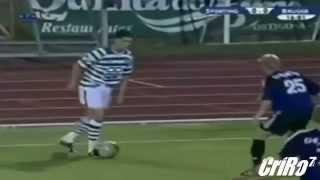 Криштиано Роналдо 2002/2003. Начало карьеры в \Спортинге\ (Португалия)
