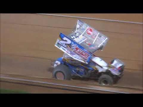 AJ Flick - Fair Week - First Port Royal Speedway Win - #17 Overall