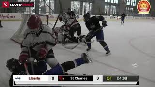 Ohio High School Hockey: #8 St Charles vs #7 Olentangy Liberty