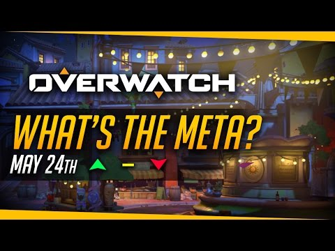 Overwatch | WELCOME HANZO META - What's The Meta (May 24th)