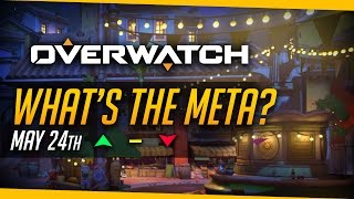 Overwatch | WELCOME HANZO META - What