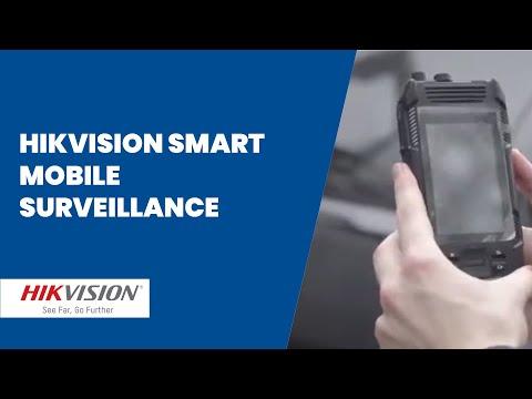 Hikvision Smart Mobile Surveillance Solution