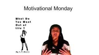 Motivational Monday #3 (Don