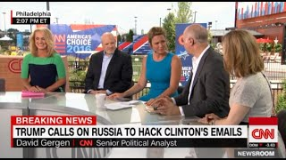 scottie hughes on a cnn panel one of these things is not like the other