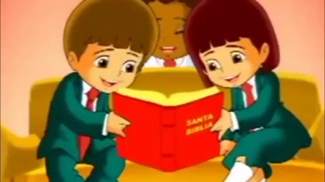 Jos el so ador historias biblicas para ni os youtube for Imagenes de estanques para ninos