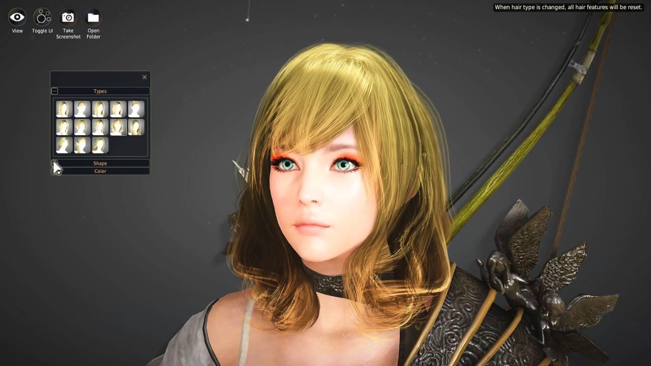 Black Desert Character Design Download : Black desert online character customization tips youtube