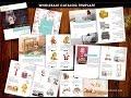 wholesale catalog template   indesign tutorial