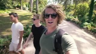 Europcar - Levei o Sam e o Dan a conhecer Lisboa!