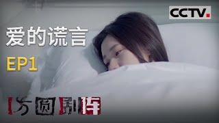 《方圆剧阵》 20201224 六集迷你剧集·爱的谎言(精编版)第一集| CCTV社会与法 - YouTube