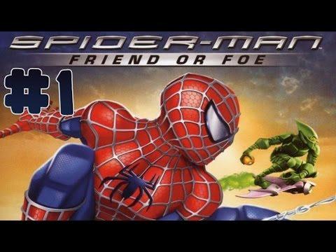 Spider-Man: Friend or Foe - Walkthrough - Part 1 - Industrial Plant (PC) [HD]