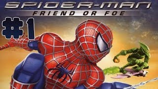 Spider-Man: Friend or Foe - Walkthrough - Part 1 - Industrial Plant (PC) [HD]