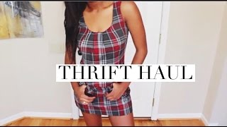 Thrift Haul (Try-On) 2 Thumbnail