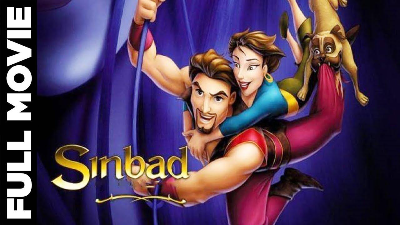 Download Sinbad Disney Movie in Telugu   Telugu Animated Movie   HD Cartoon Movie