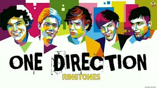 Best 7 One Direction Ringtones|One Direction by the mobile ringtone