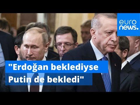 Erdoğan'dan 'bekletilme' iddiasına yanıt: Medyatik manipülasyon