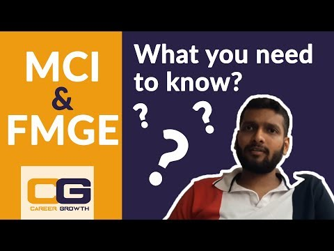 Truth about MBBS abroad and FMGE or MCI exam