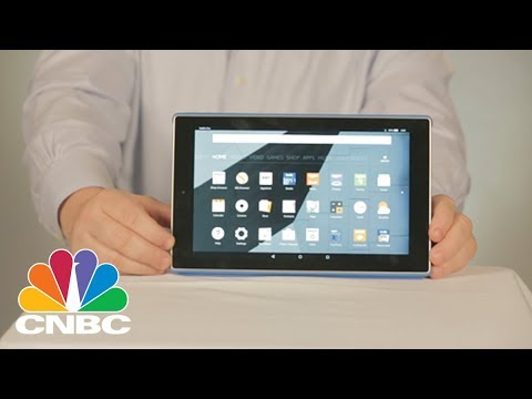 Can Amazon's Fire 10 Tablet Challenge Apple's iPad? | CNBC