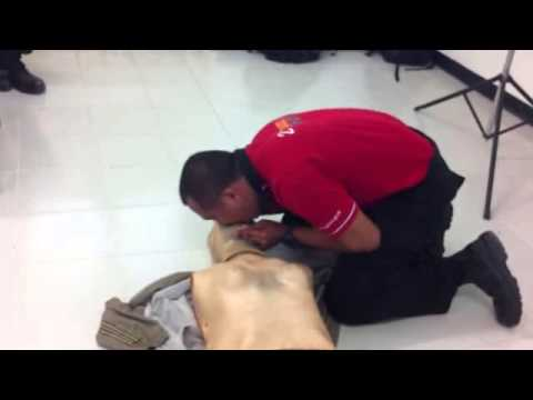 Video CPR ( Cardiopulmonary Resuscitation)