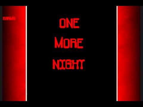 ONE MORE NIGHT     BUSY SIGNAL  LYRICS