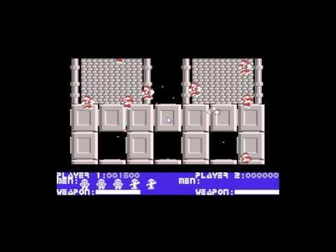 Commodore 64 Music - Steve Barrett - Ultimate Combat Mission (Title)