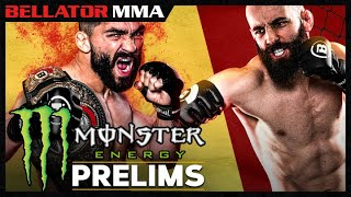 Bellator 252: Pitbull vs. Carvalho | Monster Energy Prelims