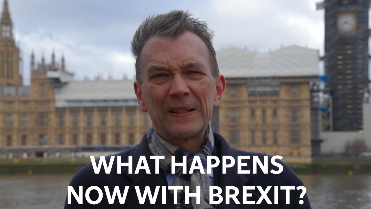What happens now with Brexit?
