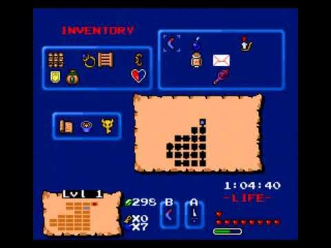 Zelda Classic - Link's Big Swamp Adventure - 03 - Going Way Outside
