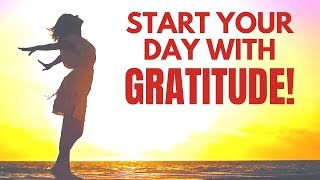 Start Your Day with GRATITUDE | Morning I AM Affirmations | Bob Baker