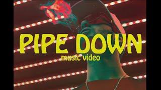 Смотреть клип Chris Webby Ft. Anoyd - Pipe Down