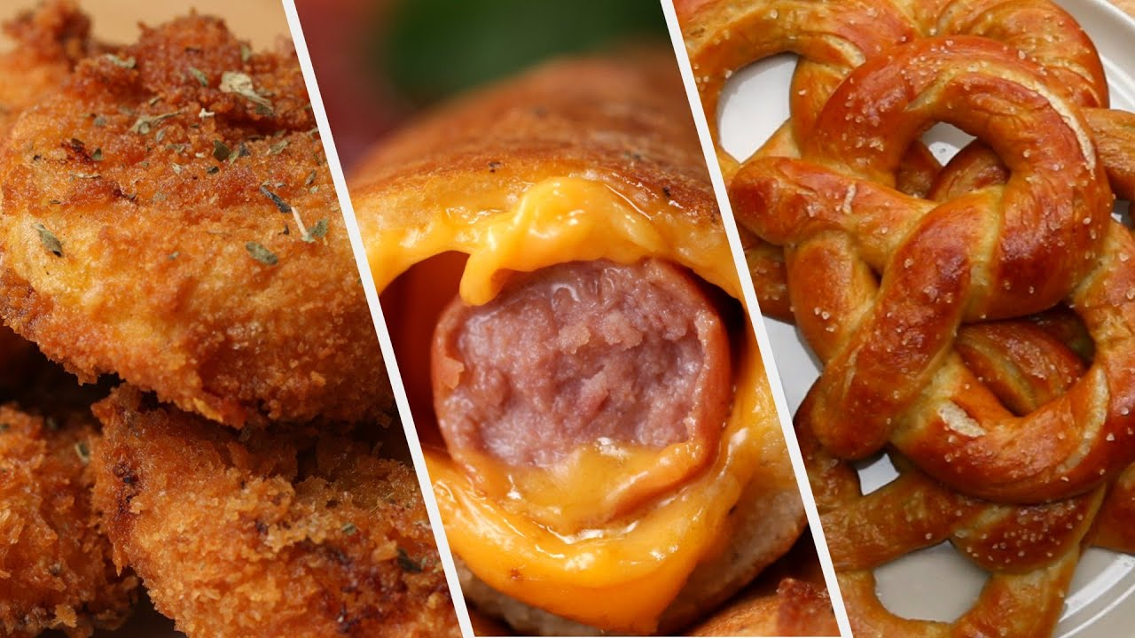 Easy Snacks For Sleepovers • Tasty Recipes