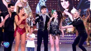 ¡Sofía Morandi y Julián Serrano fueron los campeones de Bailando 2018!