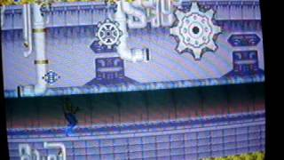 """Forgotten Worlds"" Mega Drive"