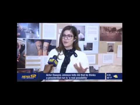 Melrose Oral History Project on News 12 The Bronx | May 10, 2017