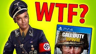 12 NEW THINGS IN COD WWII