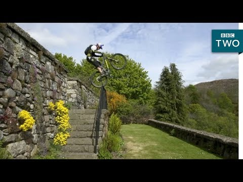 The secret behind riding a bike - The Human Body: Secrets of Your Life Revealed - Learn | BBC Two