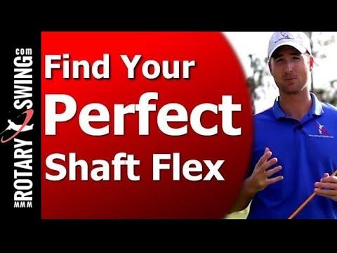 Golf Shaft Flex: Whats Your Perfect Flex?