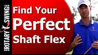 Golf Shaft Flex: Whats Your Perfect Flex?