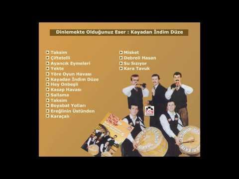Davul Zurna İle Sinop Oyun Havaları - 5 /Kayadan İndim Düze Salına Salına