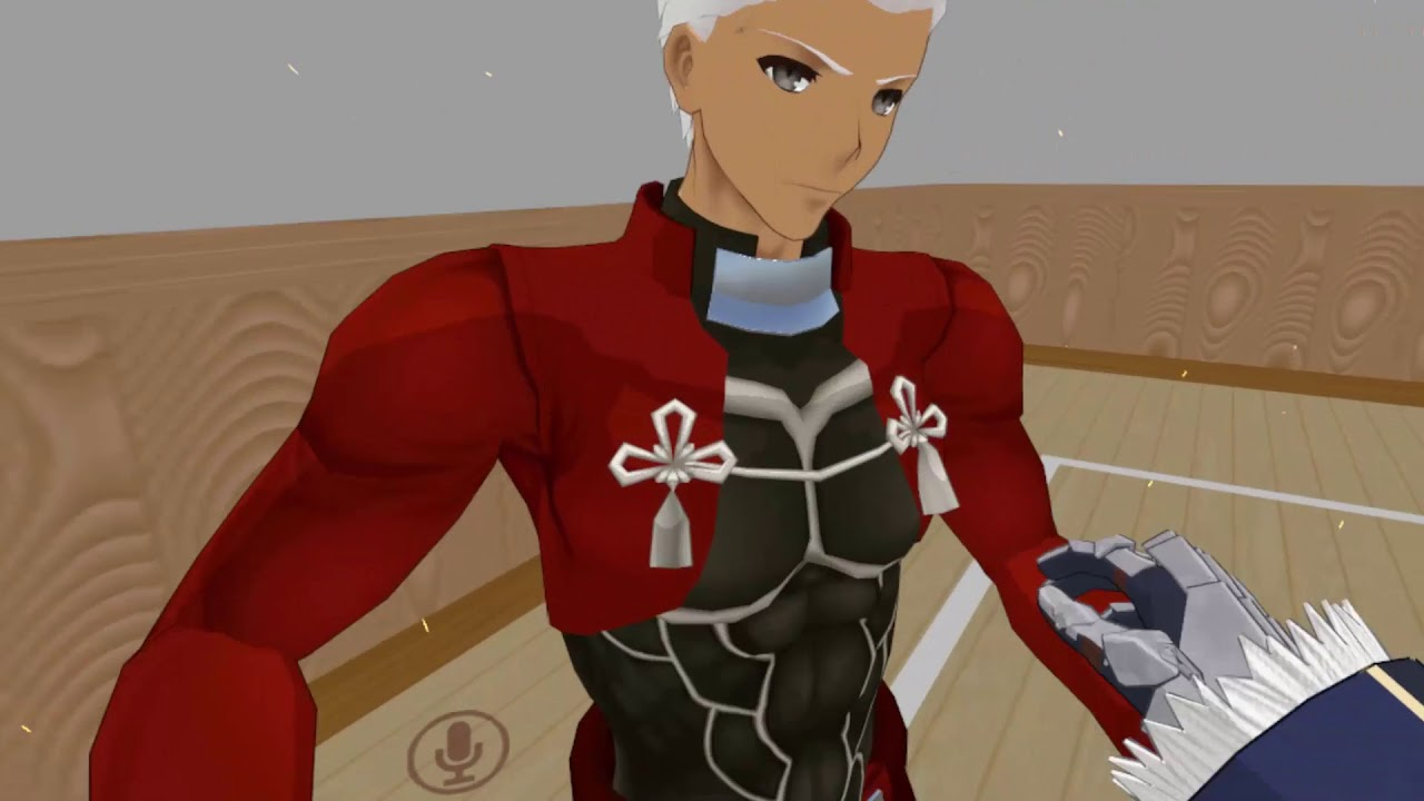 Fate/Stay Night : Unlimited Lag Crashes : VrChat - Ad Venture