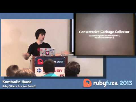Ruby: Where Are You Going? - Konstatin Haase