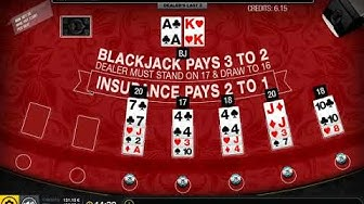Blackjack Multihand VIP (Gaming1) - VoltCasino.com